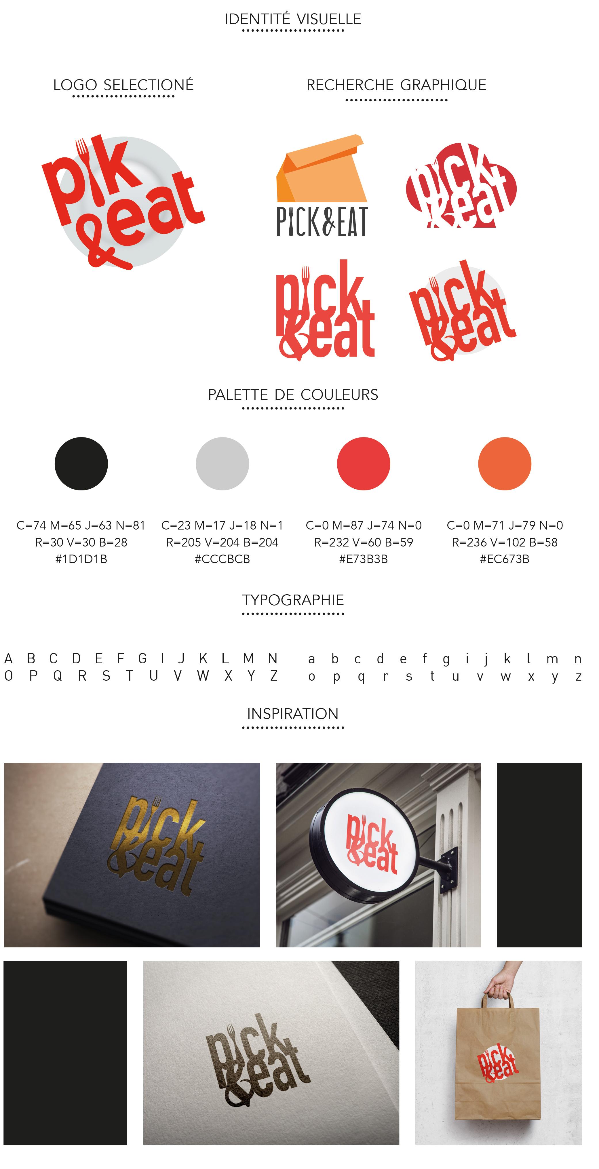 Identité-visuelle-pick&eat